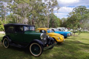 Car Restorers Visit the Graham Gallery